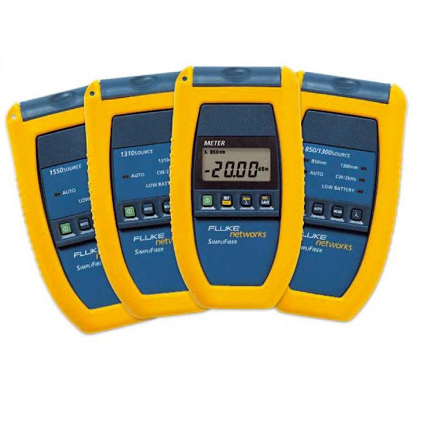 Fluke Networks Simplifiber Verification Kit Model 8250 04